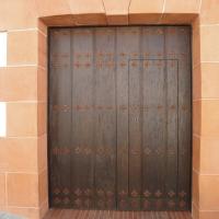 Guadalcanal maderas y muebles | Puerta exterior 3