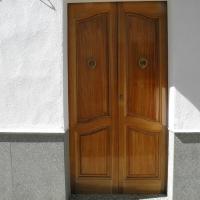 Guadalcanal maderas y muebles | Puerta exterior 5