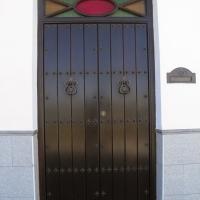 Guadalcanal maderas y muebles | Puerta exterior 6