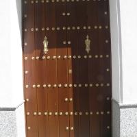 Guadalcanal maderas y muebles | Puerta exterior 7