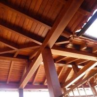 Guadalcanal maderas y muebles | Techos 3
